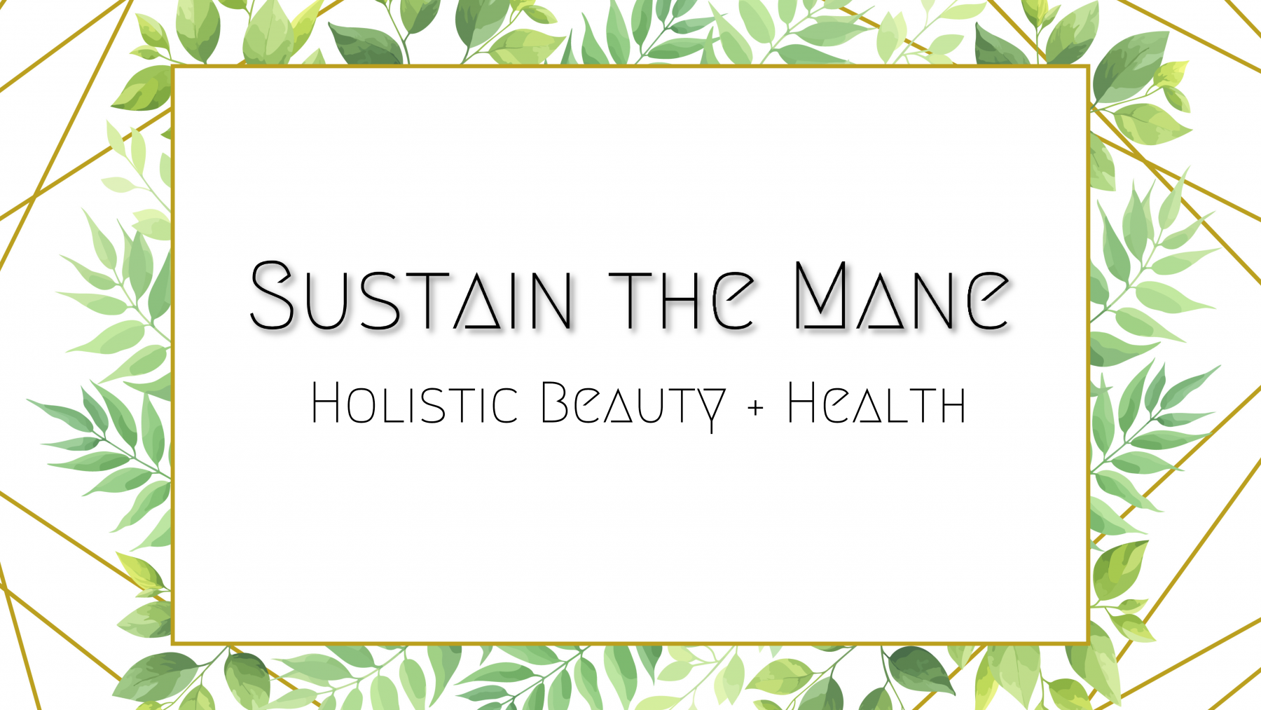 Sustain the Mane